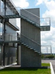 Stahltreppen Metalbau 01